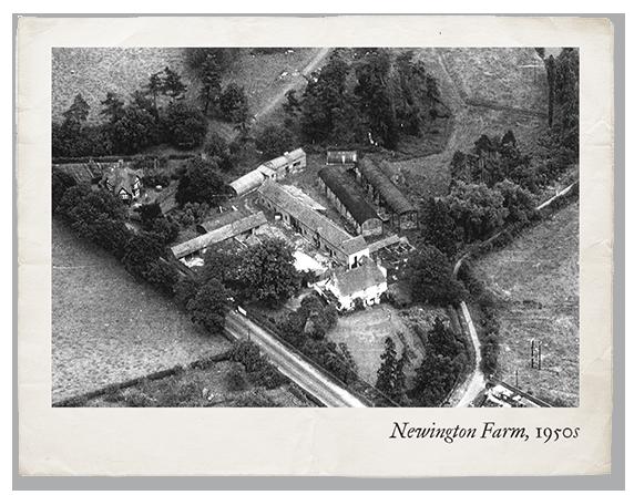 Newington Farm, 1950s