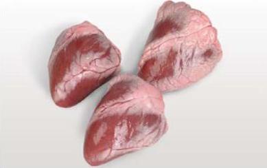 Euro Quality Lambs - offal - lamb heart
