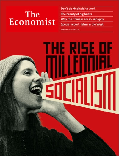 Economist Feb 2019 cover image