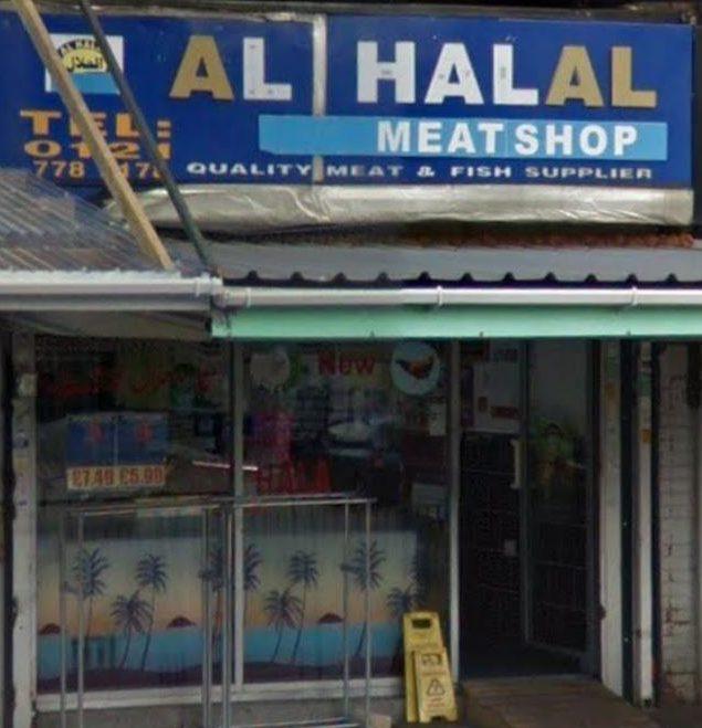 Al Halal Meat Shop (B)