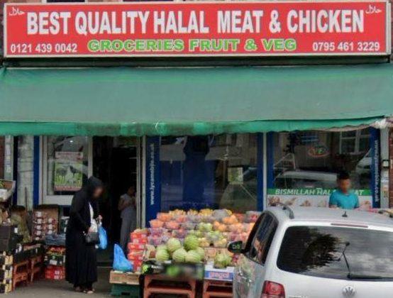 Best Quality Halal Meat & Chicken (B)