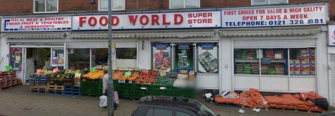 Food World (B)