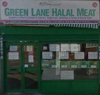 Green Lane Halal Meat (B)