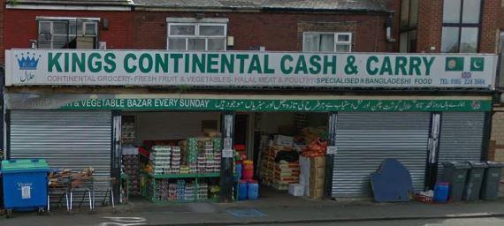 Kings Continental Cash & Carry (M)