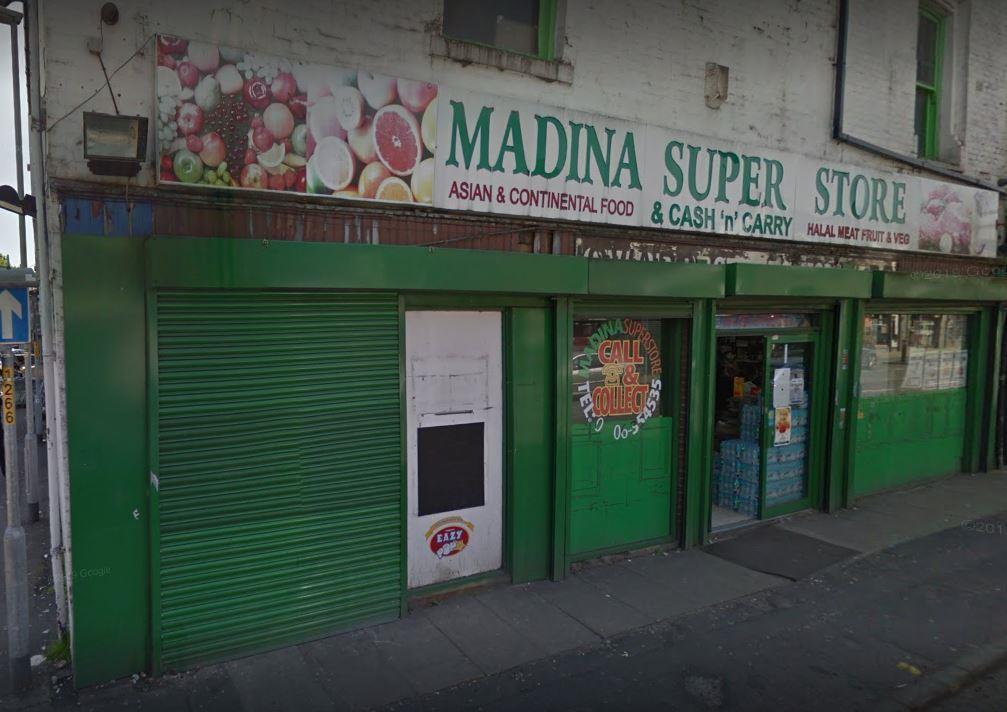Madina Super Store Rochdale Ltd (M)