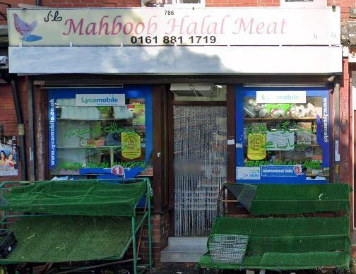 Mahboob Halal Meat (M)