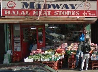 Midway Halal Meat Stores (B)