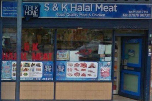 S & K Halal Meat (B)
