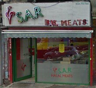 SAR Halal Meats (B)