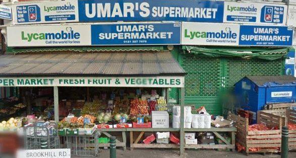 Umars Supermarket (B)