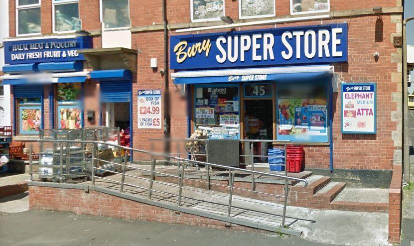 Bury Superstore (M)