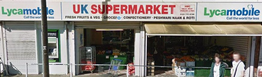 UK Supermarket Ltd (B)