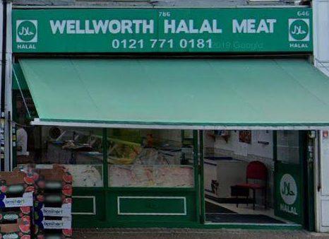 Wellworth Halal Meat (B)
