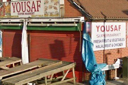 Yousaf Supermarket (B)